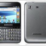 Samsung Galaxy Pro – Les caractéristiques techniques