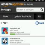 Amazon AppStore – Comment utiliser le market depuis la France