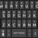 Le clavier des Windows Phone sur Android
