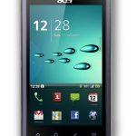 Anniversaire Android  France – Acer vous offre un Liquid Metal #concours