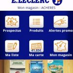 ELeclerc – L'application officielle disponible
