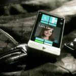 HTC Hero – Dans la série Smallville il tourne sous Windows Phone 7