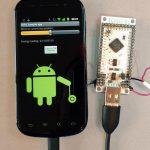 IOIO – Utiliser votre smartphone pour vos bricolages électroniques