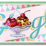 Ice Cream – Un mystérieux doodle…