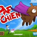Paf le Chien – C'est un chien qui traverse la route et …