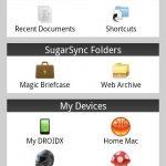 SugarSync – Application officielle disponible