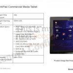 Une tablette sous Honeycomb de Lenovo