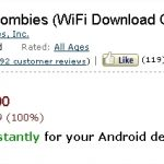 Plants vs Zombies – La version Android disponible aux USA [Amazon]
