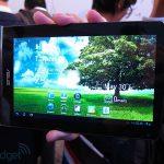 ASUS Eee Pad MeMO – Ecran 7 pouces IPS 3D sans lunette