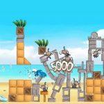 Angry Birds Rio – Les prochains niveaux sur le thème du beach volley