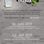 HTC Chacha en Europe en juin