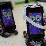 Hasbro fait la démo de ses robots Nexus au Google I/O 2011