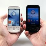 Galaxy S II vs Sensation