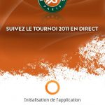 Roland Garros – L'application Android de l'édition 2011 disponible