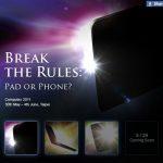 Asus tease les prochains modèles de tablettes et smartphones qui seront annoncés au Computex 2011