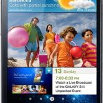 Samsung Galaxy S2 – La marque a envoyé un terminal à Cyanogen et XDA
