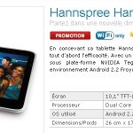 Tablette Store – 2 bons de réduction pour ce weekend [HannsPad et HTC Flyer]