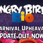 Angry Birds Rio Carnival Disponible (samba !)