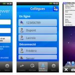 TeamViewer Free – Disponible sur Android Market