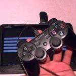 Utilisation d'une manette pour PS3 sur une tablette tactile sous Android 3.1