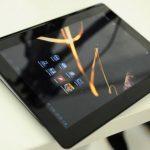 Les tablettes tactiles Sony S1 et S2 en photo et en vidéo