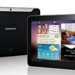 TouchWiz Tablet en différé sur les tablettes tactiles de Samsung