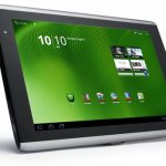 Acer Iconia Tab A500 – Mise à jour Android 3.1 disponible