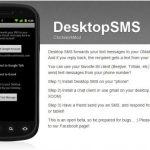 DeskSMS – Envoyer ses SMS depuis le bureau