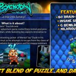 Psychoban – Un puzzle game en 3D [Sokoban]