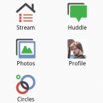 Google+ – L'application mobile en review