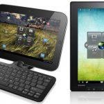 Les tablettes tactiles Lenovo ThinkPad et Lenovo  IdeaPad en photo