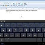 VMWare View – La prise de main à distance pour les tablettes Honeycomb