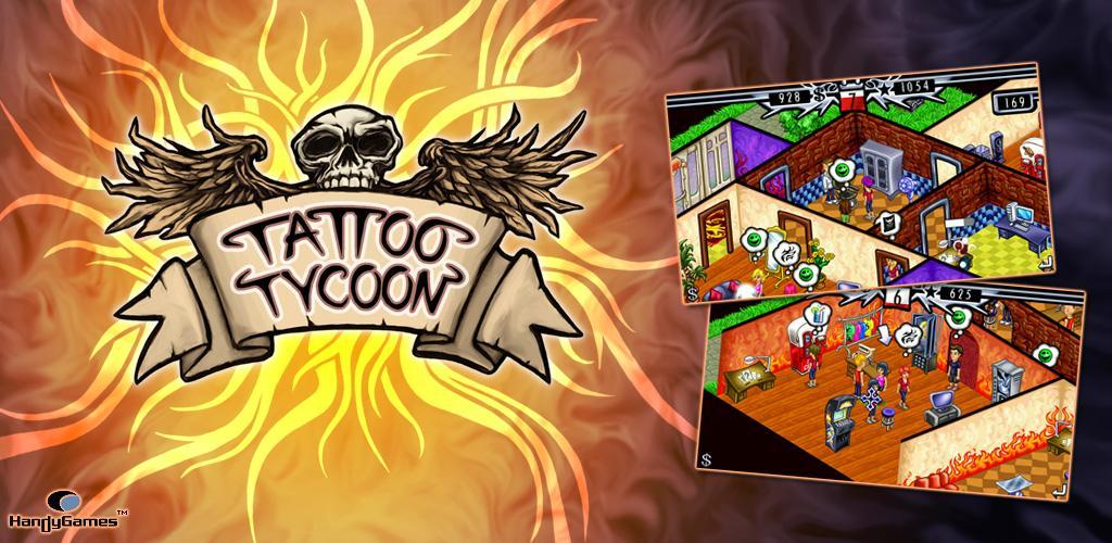 Tattoo Tycoon Gerez Votre Boutique De Tatouage Android France