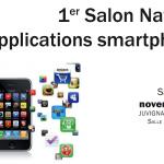 Le premier salon national des applications pour smartphone aura lieu à Juvignac