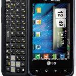 LG Enlighten – le téléphone avec un clavier physique