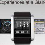Une montre sous Android par Wimm Labs