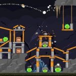 Angry Birds – 15 nouveaux niveaux pour Mine and Dine