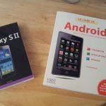 Review et concours : Le livre d'Android, le guide du Galaxy S II