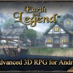 Earth And Legend – Le RPG 3D disponible sur Android Market