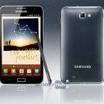 Samsung Galaxy Note – Un bloc-note de 5.3 pouces #IFA2011