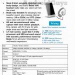 HTC Runnymede – Le terminal livré avec les écouteurs de Dr Dre