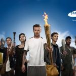 Samsung – Désigner un porteur de la flamme olympique ?