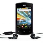 L'Acer Liquid Express – le terminal compatible NFC en photo