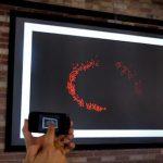 Touch Vision Interface –  commander votre écran en réalité augmentée avec votre Android Phone