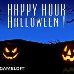Gameloft confond noël et Halloween !