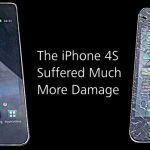 Crash Test – iPhone 4S contre Samsung Galaxy S2
