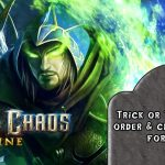 Halloween – Order and Chaos et BackStab à 0.79 euros