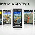Mise à jour de l'application de navigation NAVIGON MobileNavigator Pour Android