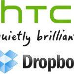HTC en partenariat avec DropBox, offre 5Go dans les nuages pour tous ses prochains terminaux
