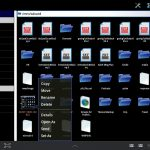 ASTRO – La version optimisée tablette du gestionnaire de fichier disponible